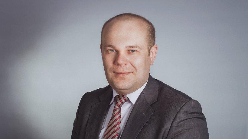 Министр экономического развития и конкурентной политики Архангельской области Виктор Иконников