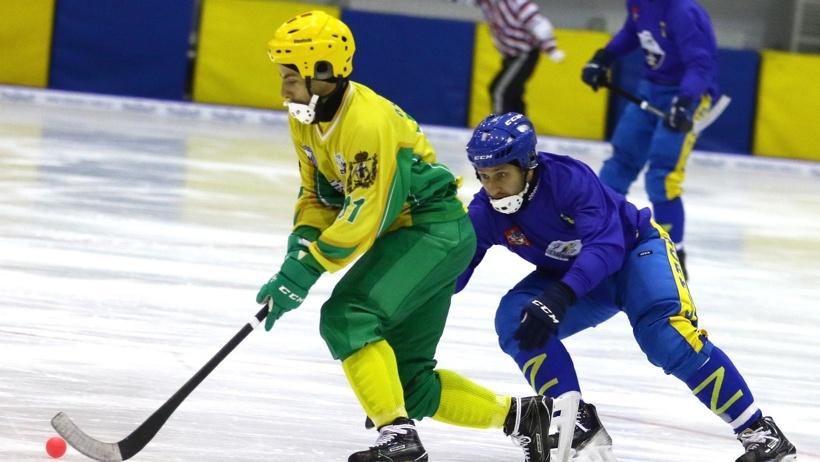 Первым соперником «жёлто-зелёных» стал красногорский «Зоркий»