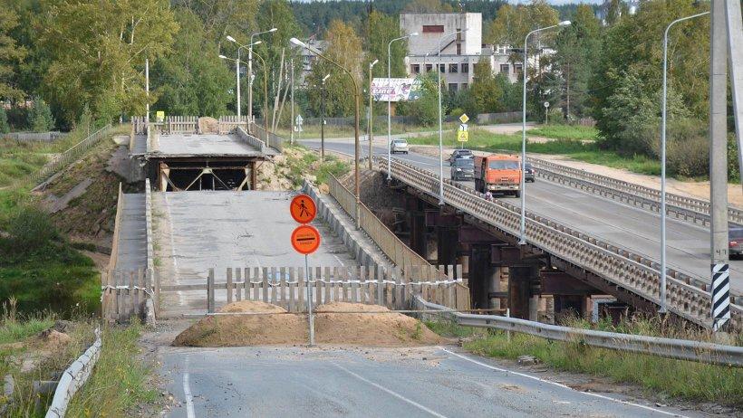 В Вельске начинается строительство нового моста через Вагу
