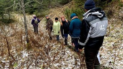 Маршрут осмотрели с участием представителей ассоциации «Большая Байкальская тропа»