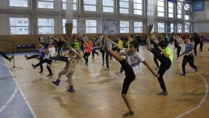 «Зарядка с чемпионом» пройдёт в центре развития спорта «Норд Арена»