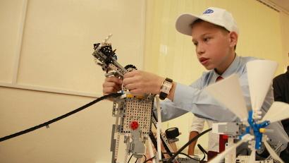 За юными техниками – будущее инженерной мысли