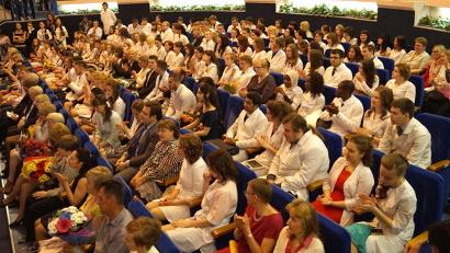 В этом году дипломы получат 350 выпускников, среди них – 39 «целевиков»