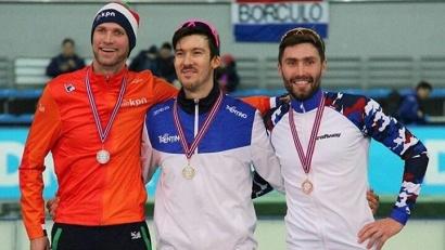 Архангелогородец Александр Румянцев обновил рекорд Ивана Скобрева