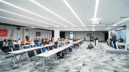 Общее собрание членов объединения российских организаторов выставок состоялось  в Екатеринбурге. Фото предоставлено выставочным центром «Норд-Экспо»