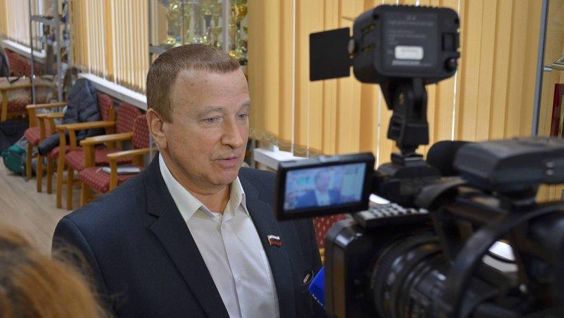 Виктор Заря: «Радует, что удалось наладить диалог с администрацией города Архангельска в решении вопросов расселения аварийного жилья»