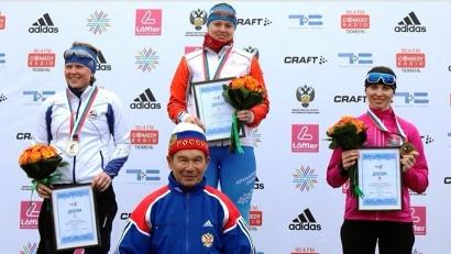 Екатерина Зубова – чемпионка России