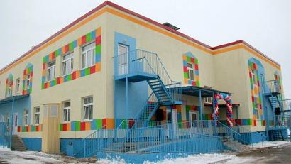 В марте 2014 года в Архангельске открыли детский сад на улице Добролюбова, 19