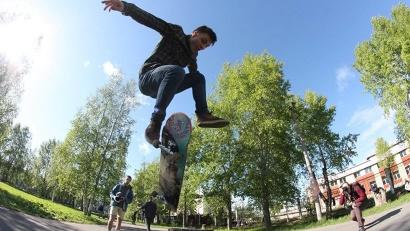 Цикл уличных молодежных мероприятий «Выходи!» в 2019 году пройдет в девяти городах нашей области/Фото: vk.com/vyhodi29