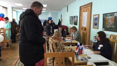 Фото пресс-службы администрации МО «Город Архангельск»