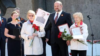 Внучки Петра Кошкина направят копии документов его дочери, живущей в Беларуси