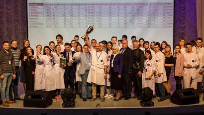 Студенты СГМУ отправятся на финал олимпиады по хирургии в Москву. Фото пресс-службы СГМУ