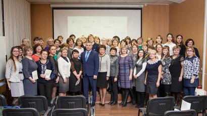 Документы получили 47 педагогов из восьми муниципальных образований Поморья