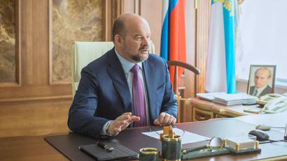 Губернатор Игорь Орлов вошёл в состав Государственной комиссии по развитию Арктики