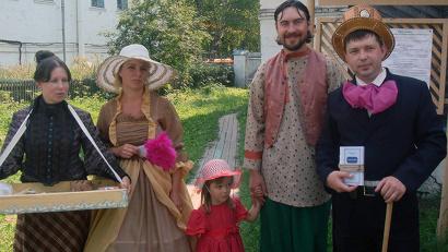 На три дня Сольвычегодск превратится в литературную столицу Поморья