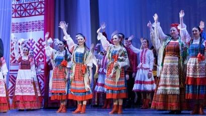 Концерт к столетию И.З. Меркулова