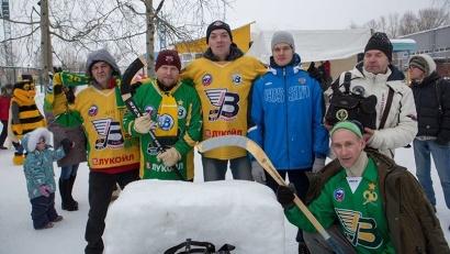 В День зимних видов спорта каждый мог найти занятие по душе