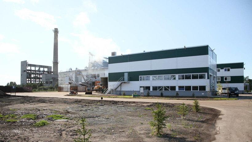 Завод компании «Бионет» выпускает 150 тысяч тонн продукции в год