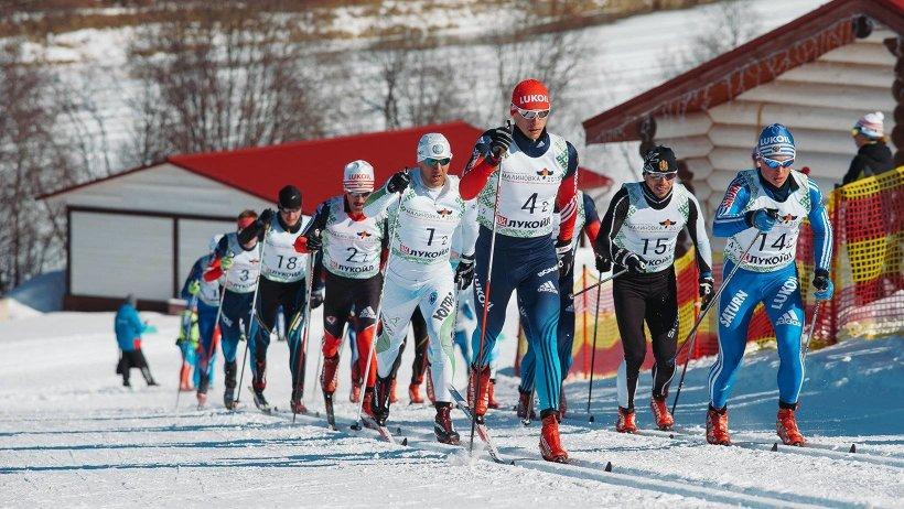 Центр лыжного спорта «Малиновка» регулярно принимает соревнования высокого ранга