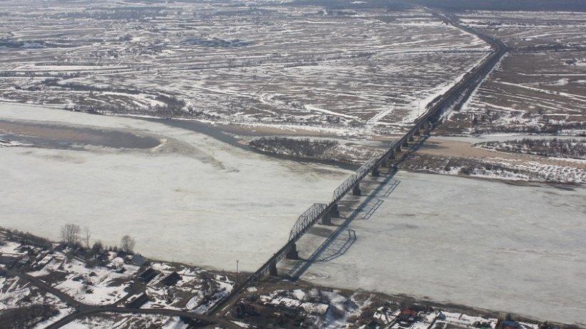 Мониторинг ледовой обстановки позволяет минимизировать риски, которые возникают при прохождении ледохода