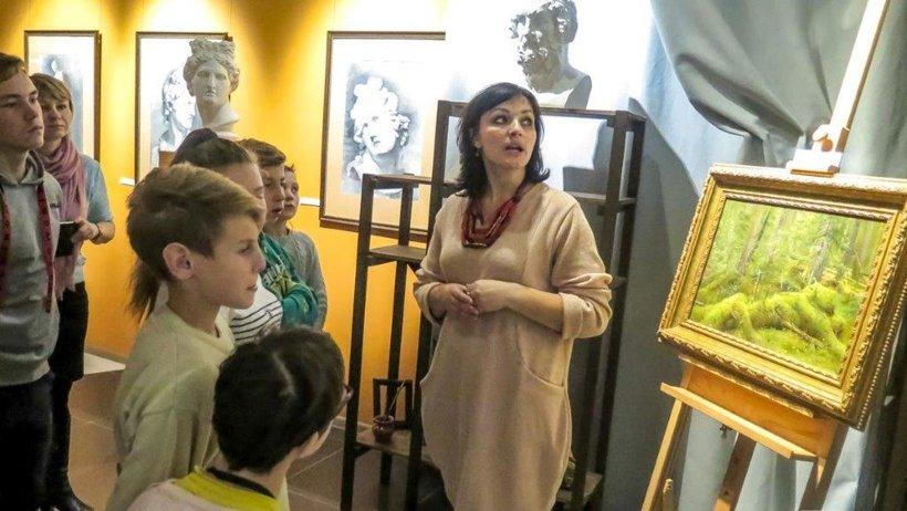 Семинар пройдет на площадке музея художественного освоения Арктики имени А.А. Борисова