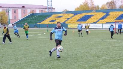 В этом году в региональном этапе Народной футбольной лиги приняли участие три команды из Архангельска и Северодвинска