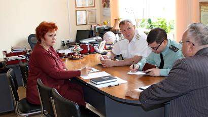 Фото аппарата уполномоченного по правам человека в Архангельской области