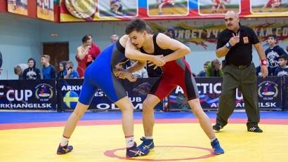 Более ста участников из восьми регионов страны приехали в Архангельск