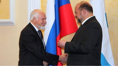 Геннадию Ляшенко присвоено звание «Заслуженный архитектор Российской Федерации»