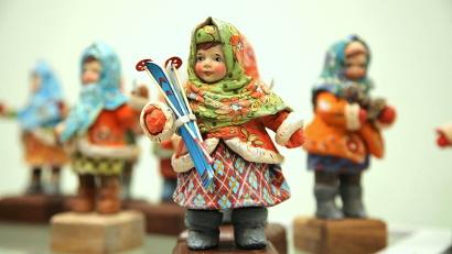 Арктические куклы – к арктическому форуму