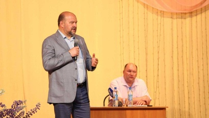 Игорь Орлов: «Говоря о развитии региона, мы в первую очередь ведём речь о создании социально комфортной среды для каждого жителя»