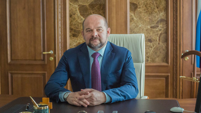 Игорь Орлов возглавляет Архангельскую область с 13 января 2012 года
