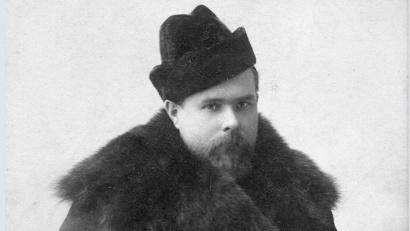 А.А. Борисов. Фото предоставлено музейным объединением «Художественная культура Русского Севера»