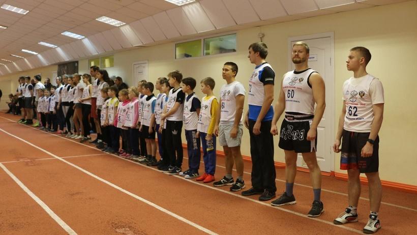 Чемпион мира по тхэквондо ГТФ Даниил Малофеев принял участие в тестировании ГТО