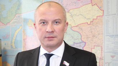 Заместитель председателя комитета по аграрной политике, рыболовству и торговле АОСД Алексей Макаров