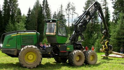 Соревнования «Лесоруб XXI века» состоятся в Устьянском районе с 25 по 28 августа