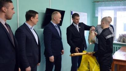 Фото пресс-службы Архангельского областного Собрания депутатов