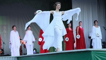 Всероссийский конкурс «Королева леса» прошёл впервые!