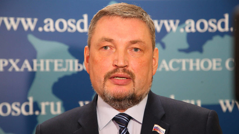 Игорь Чесноков