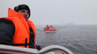 Суровая красота Арктики требует особого отношения, как и люди, которые здесь живут и осваивают полярные широты. Фото Алексея Сухановского