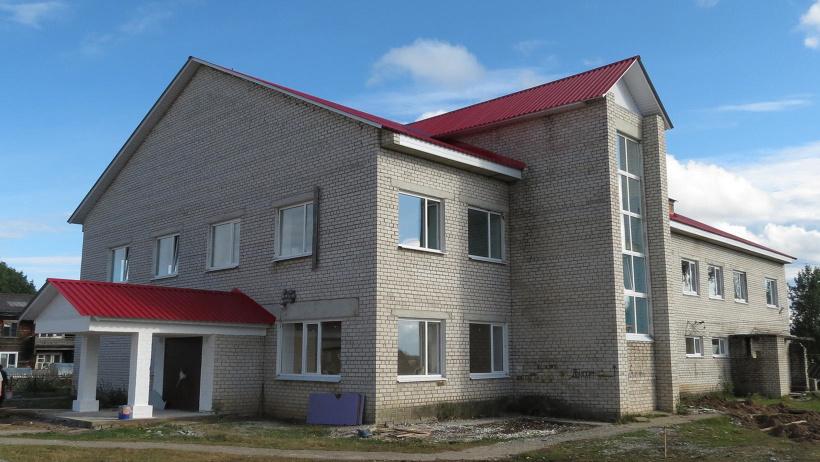 Рочегодский ДК после капитального ремонта