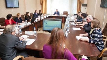 Одна из дискуссионных площадок посвящена изучению передового российского опыта по сопровождению людей с особенностями развития