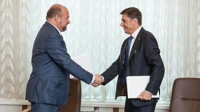Соглашение региона с «Севералмазом» предполагает взаимодействие в решении социально значимых вопросов