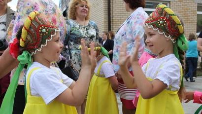 Очереди в дошкольные учреждения в Октябрьском больше нет