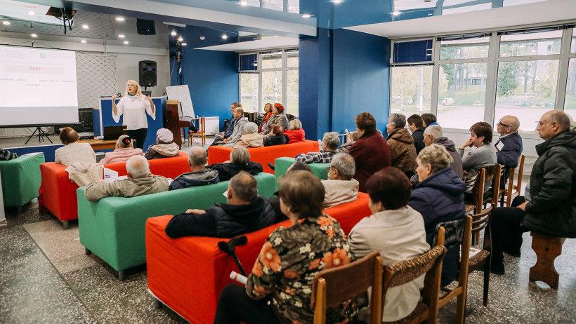 Консультант проекта Вашифинансы.рф Юлия Шулепина рассказала об основных финансовых инструментах для представителей старшего возраста