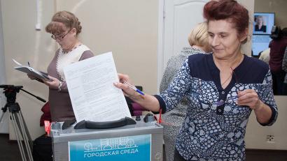 Итоговое голосование за проекты благоустройства общественных территорий Поморья состоится 18 марта 2018 года