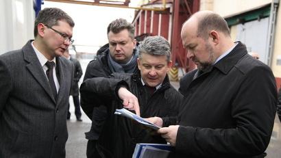 С представителями белорусских предприятий разговор шёл максимально конкретный