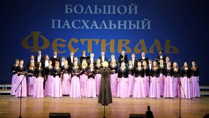 Специальным гостем фестиваля стал Академический хор Нижегородского государственного университета