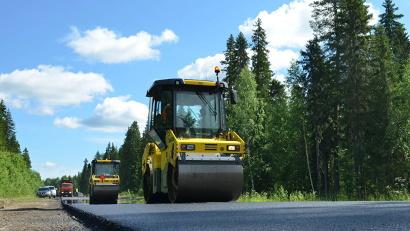 Качество выполняемых работ находится под постоянным контролем регионального дорожного агентства