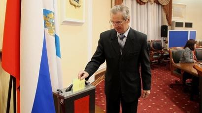 Обладатели главной общественной награды Поморья определялись тайным голосованием